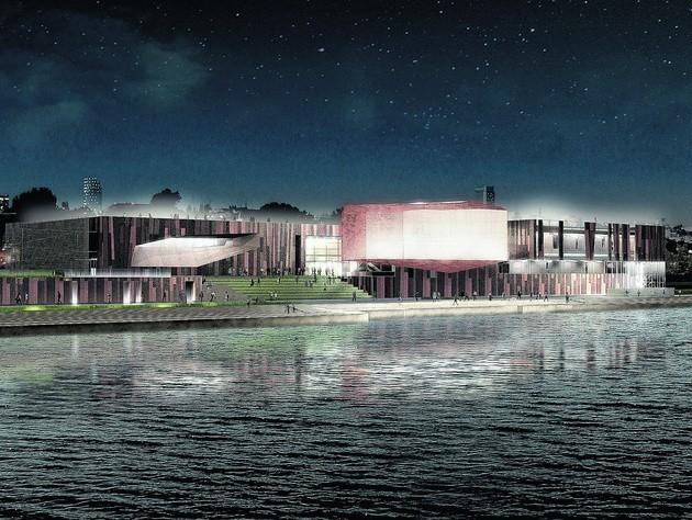 Tak ma wyglądać Centrum Nauki Skłodowska-Curie