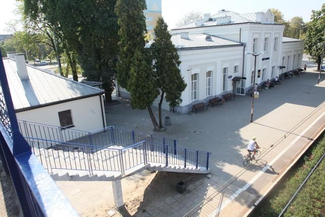 Dworzec Łódź Widzew ma zastąpić Fabryczny