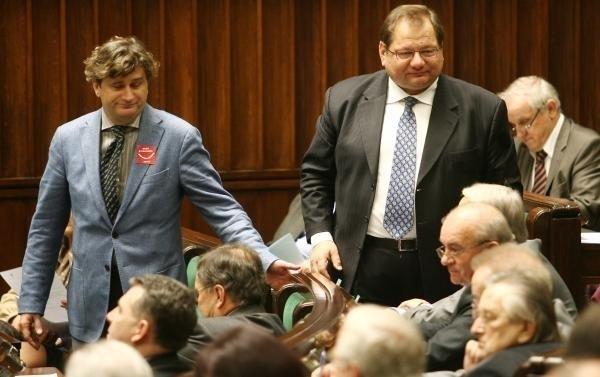 Ryszard Kalisz przyznał, że rozmawiał z Januszem Palikotem o wspólnej inicjatywie