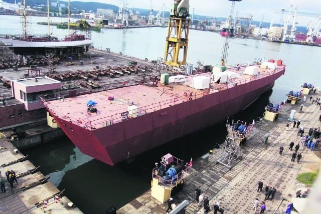 Stocznia Marynarki Wojennej może zyskać francuskie technologie