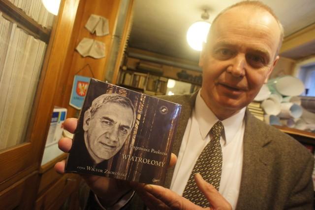 Dominik Paukszta jest synem autora książek, które czytały pokolenia Polaków