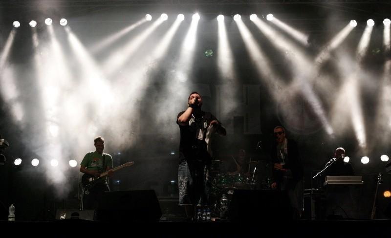 Koncert Jamala podczas Feliniady 2011