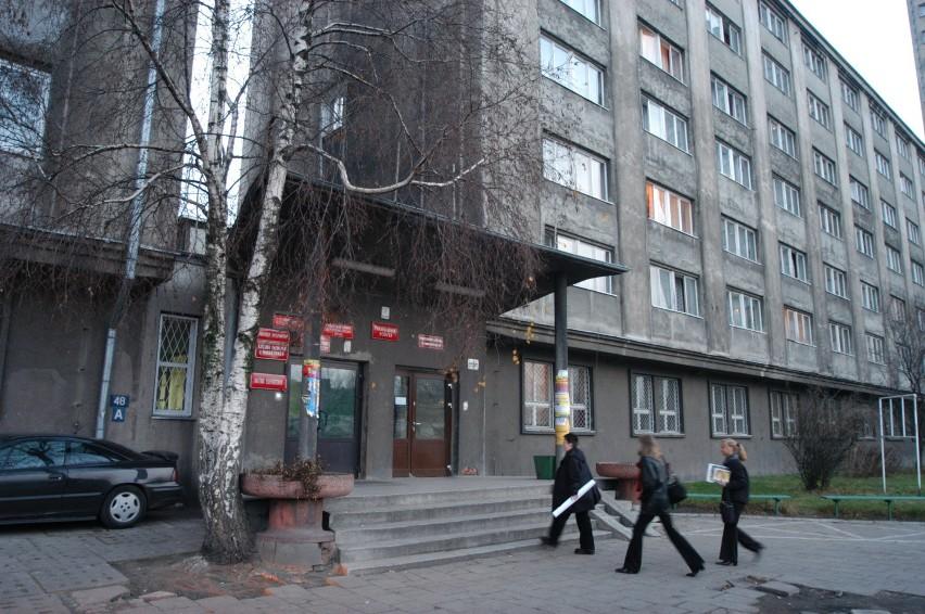 Studenci złapali złodzieja w akademiku