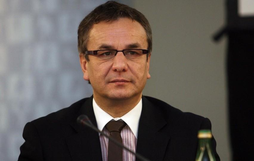 Andrzej Biernat osiągnął najlepszy wynik w okręgu...