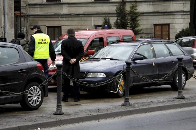 Straż Miejska codziennie karze tu kierowców mandatami
