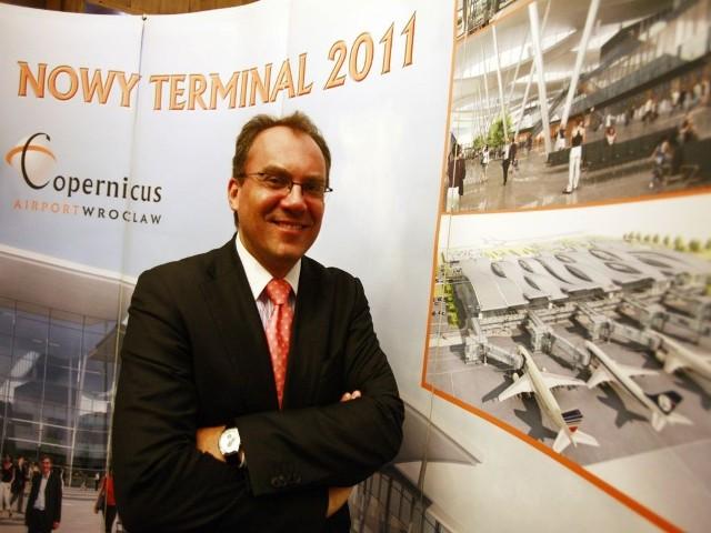 Nagrodę za 2011 rok otrzymał m.in. Dariusz Kuś, szefujący spółce Port Lotniczy