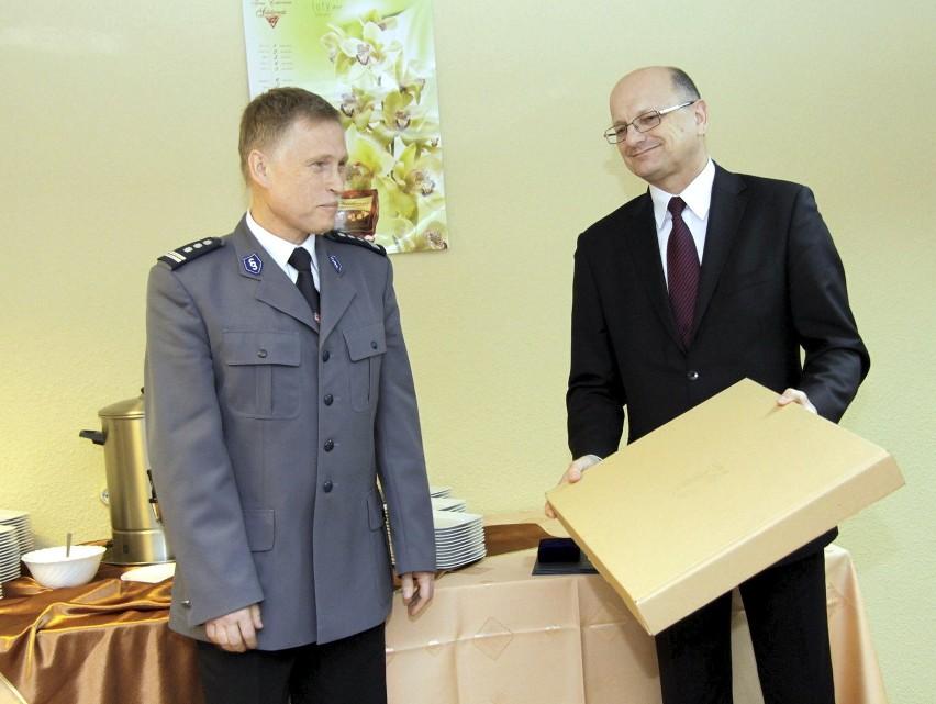 Sławomir Góźdź nowym komendantem miejskim policji