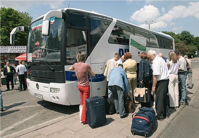 Podróżującym autobusami czekają zmiany