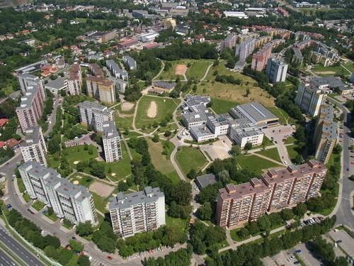 Bielsko-Biała - Osiedle Karpackie