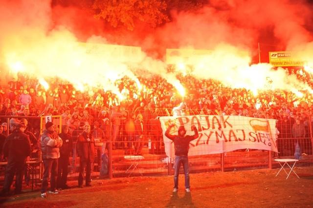 Derby Łodzi: stadion ŁKS