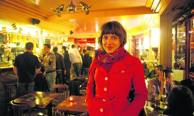 Klaudia Jarecka - Jedzenie i patrzenie na piękno... Jedno i drugie to jak wchłanianie światła