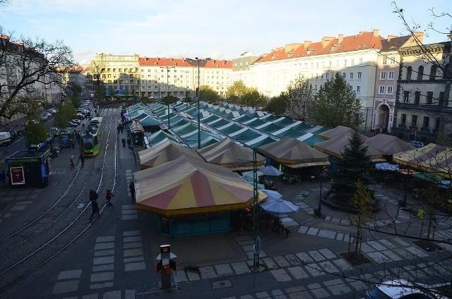 Plac Wielkopolski.