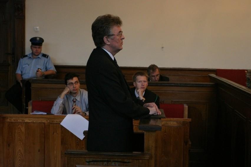 Proces Janusza Szlanty i jego zastępców trwał ponad 6 lat
