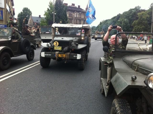 11. Międzynarodowy Zlot Pojazdów Militarnych w Bielsku-Białej