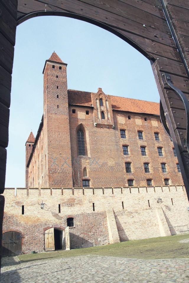 Gniewski zamek nadal czeka na solidnego inwestora