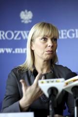 Minister Bieńkowska: Trzeba mieć pakiet inwestycji