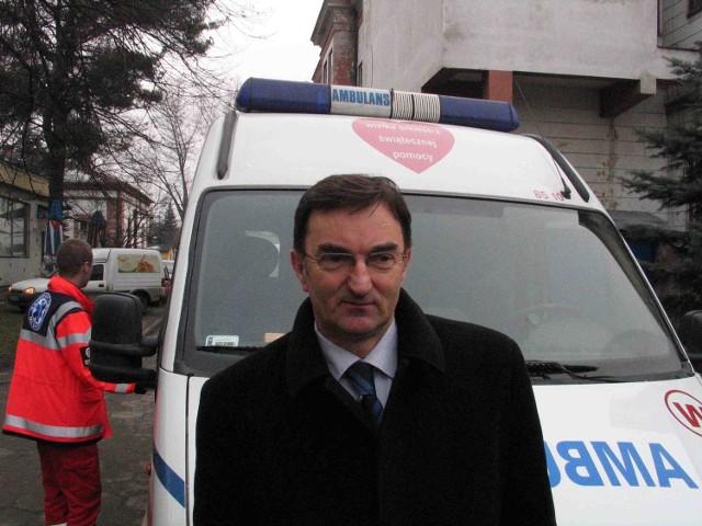 Dyrektor Antoni Juraszek zapewnia, że dodatkowe uprawnienia kierowców to wymóg ustawy