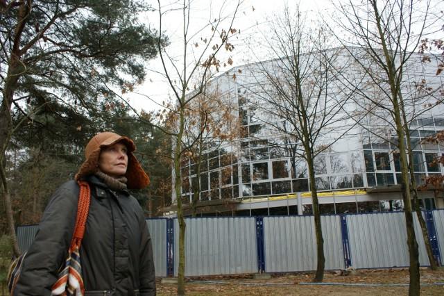 """Ewa Błaszczyk i Klinika Neurorehabilitacyjna """"Budzik"""""""