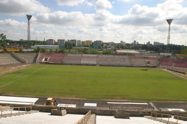 Stadion miejski powstanie na obiekcie ŁKS-u