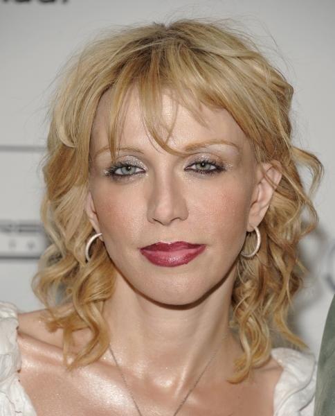 Courney Love - wdowa po Cobainie i matka jego jedynego...