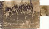 Od Czytelnika: Uczennice Zespołu Szkół Odzieżowo-Włókienniczych na historycznym zdjęciu