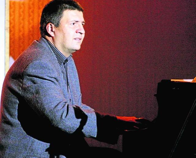 Kuba Stankiewicz to uznany pianista jazzowy i  lider