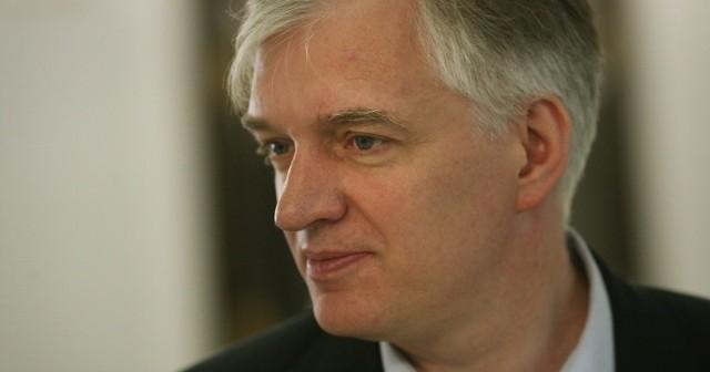 Jarosław Gowin, poseł i członek Zarządu Krajowego PO