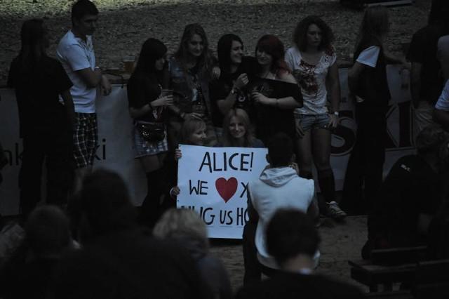 Alice Cooper w Dolinie Charlotty: Fotorelacja z Festiwalu Legend Rocka