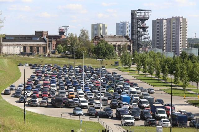 Parkingi w Strefie Kultury w Katowicach