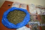 2 kilogramy narkotyków ujawnione w Nowogardzie. Ich posiadacz już w areszcie