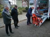 Nowa karetka trafiła do szpitala powiatowego w Lublińcu
