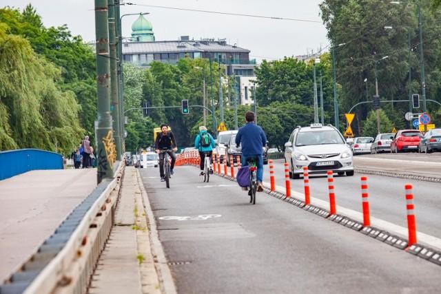 Na moście Grunwaldzkim znów wprowadzone zostaną zmiany