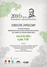Inauguracja Roku Sienkiewicza w Muzeum w Woli Okrzejskiej