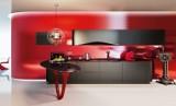 Kuchnia czerwona jak Ferrari