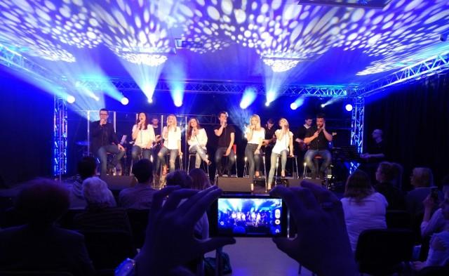 Opolski zespół Soul City zaśpiewał na rzecz chorego Marcina.
