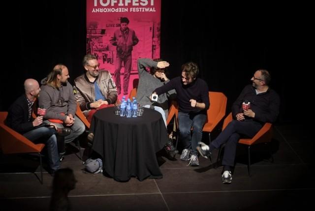 """Tofifest 2017. Spotkanie po filmie """"Człowiek z magicznym pudełkiem"""" [ZDJĘCIA, WIDEO]"""