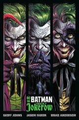 """""""Batman. Trzech Jokerów"""" [RECENZJA]. Komik, Klaun czy Przestępca? Kto jest największym wrogiem Batmana"""