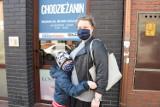 Maseczki w Chodzieży: Pierwszy dzień obowiązkowego zakrywania twarzy. Jak nam idzie? [ZDJĘCIA]