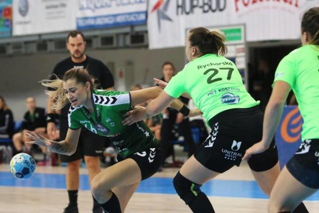 Aleksandra Rosiak w sparingach z Piotrcovią rzuciła 12 bramek