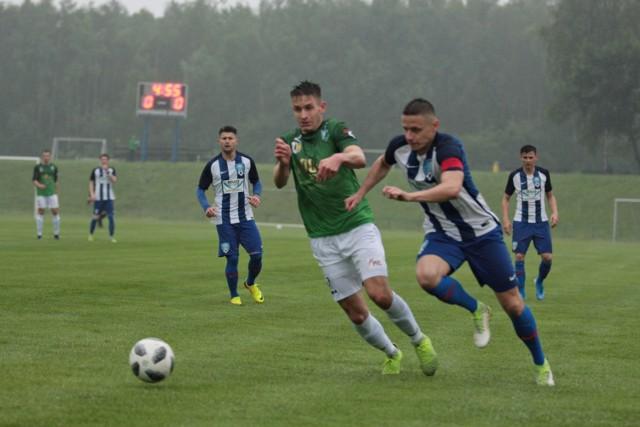 Szombierki Bytom w dogrywce przegrały mecz o awans do III lig. Ich rywalem była drużyna LKS Goczałkowice.