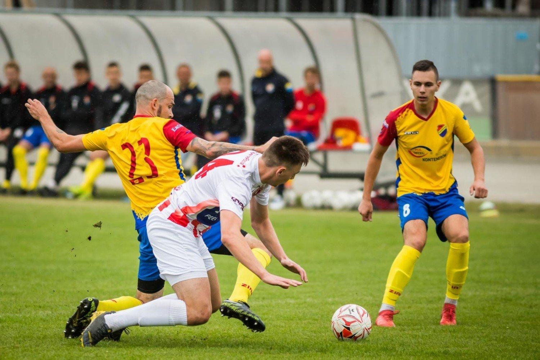 Polonia Bydgoszcz - Pomorzanin Serock 3:1 w 5. kolejce 5. ligi kujawsko-pomorskiej [zdjęcia, wyniki, tabela]