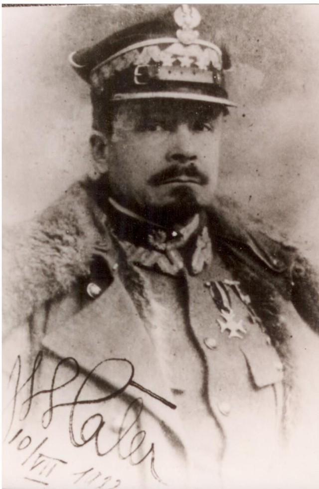 Pamiątki po generale Hallerze w Muzeum w Licheniu