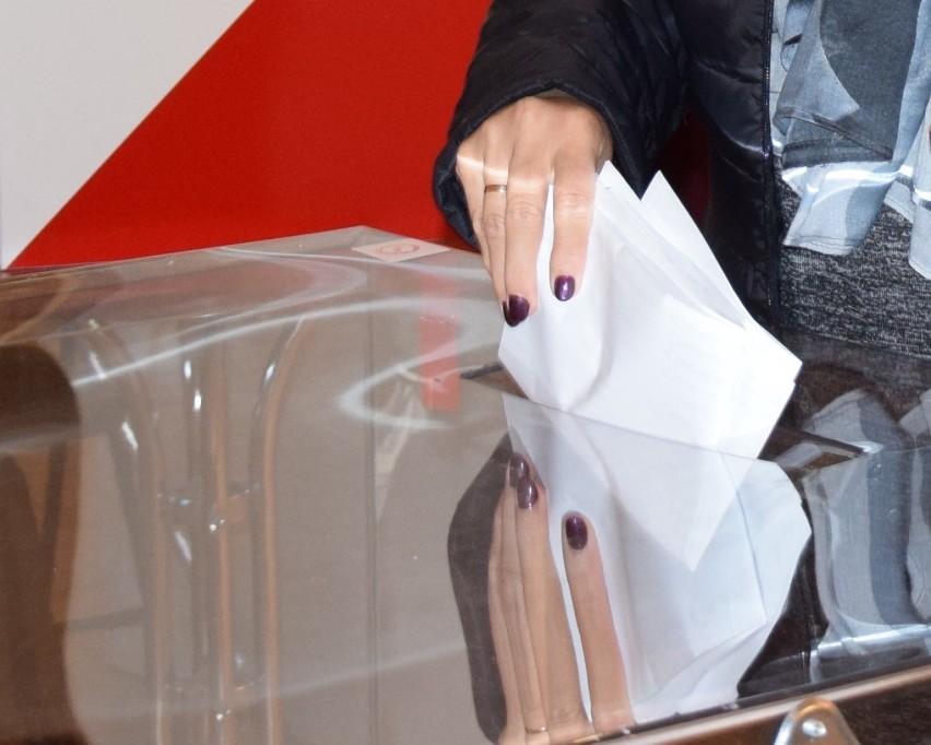 Wybory samorządowe 2018. Wyniki głosowania w wyborach na...