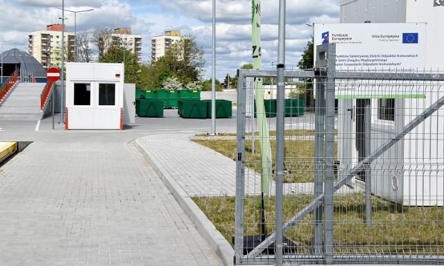 Od 1 czerwca będzie można korzystać z Punktu Selektywnej Zbiórki Odpadów Komunalnych przy ul. F. Philipsa w Pile