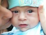 Natan Sobczak Zaniemyśl. 9-miesięczny Natan potrzebuje operacji ratującej życie