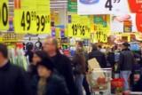 Rubel spada i Rosjanie rzadziej przyjeżdżają na zakupy