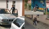 Ścinawa i jej mieszkańcy w obiektywie Google Street View. Ciebie też uchwyciły kamery?