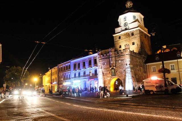 Brama Krakowska i ratusz w Lublinie w nowej odsłonie