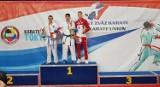 Kacper Vogt wywalczył dwa medale na Międzynarodowym Grand Prix Słowacji, które odbyło się w Bratysławie