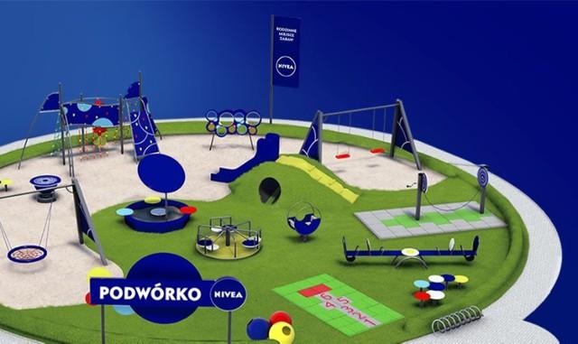 1 kwietnia 2015 roku ruszył ogólnopolski konkurs - Podwórko Nivea. W 40 miejscach w Polsce powstaną rodzinne miejsca zabaw.